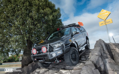 Feature: Ford Ranger PXII Extra Cab