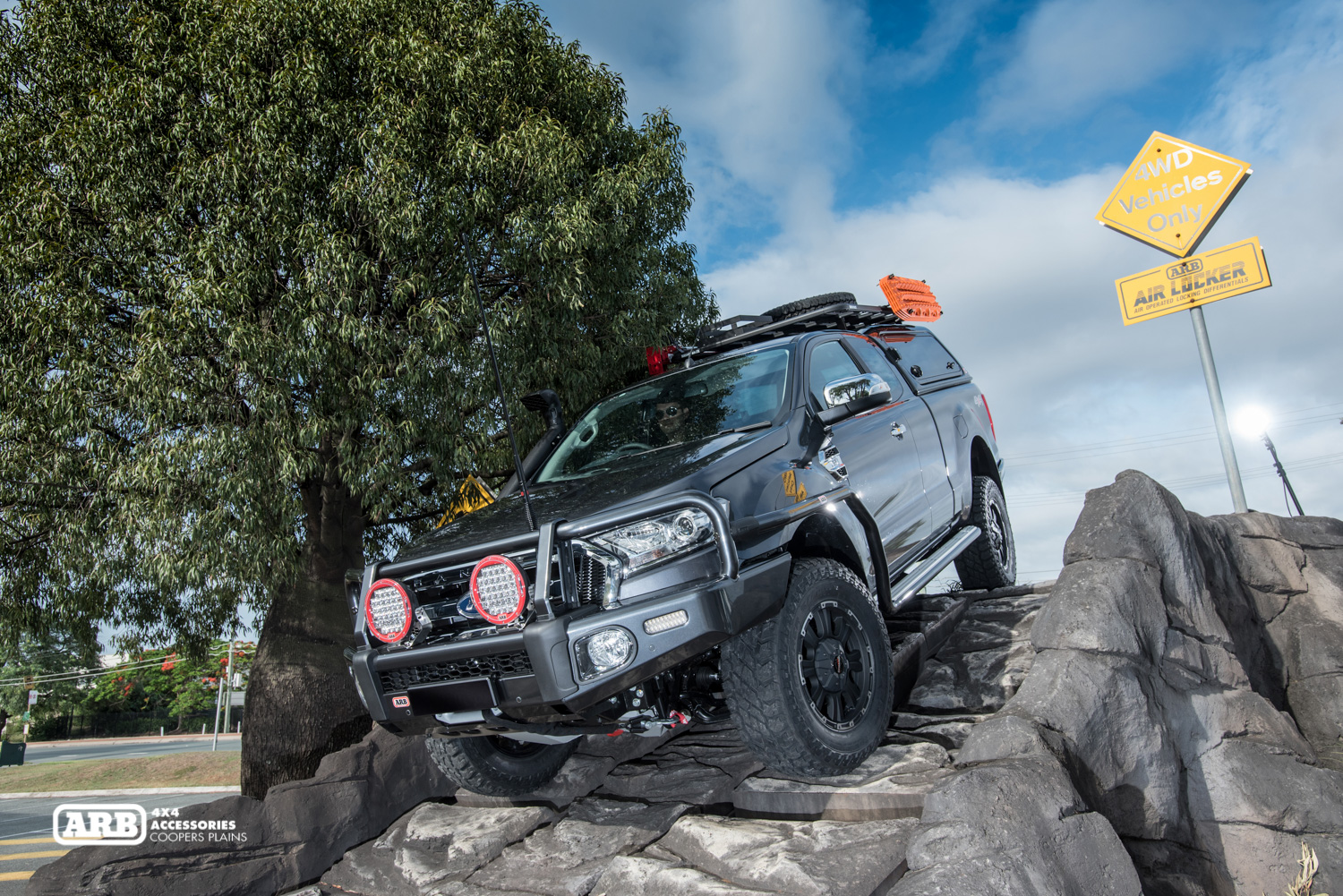 Feature Ford Ranger Pxii Extra Cab Arb Coopers Plains