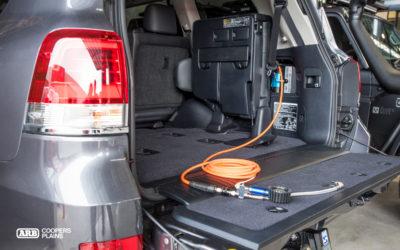 Rear Mount ARB Twin Compressor Kit