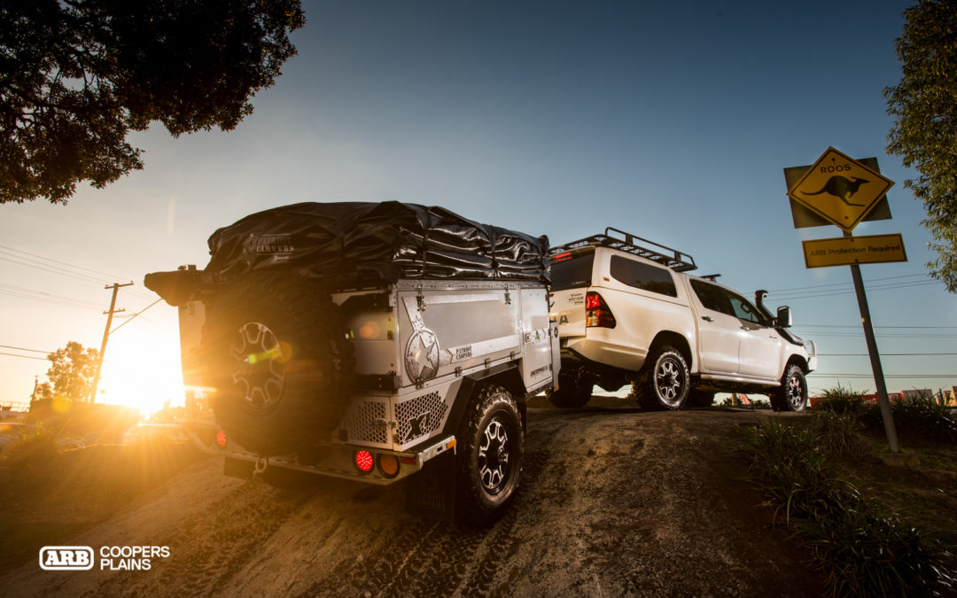 "Feature: Toyota Hilux Dual Cab ""Sammy"""