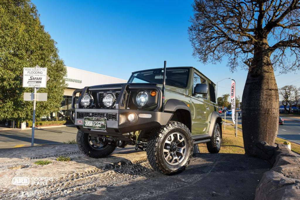 ARB Coopers Plains Built Suzuki Jimny