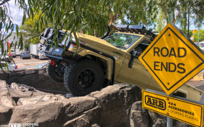 Explore 4×4 ARB Air Locker Test