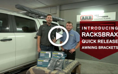 RacksBrax Quick Release Awning System