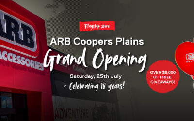 ARB Coopers Plains Grand Opening – 25 July 2020